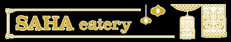 Saha Eatery Logo